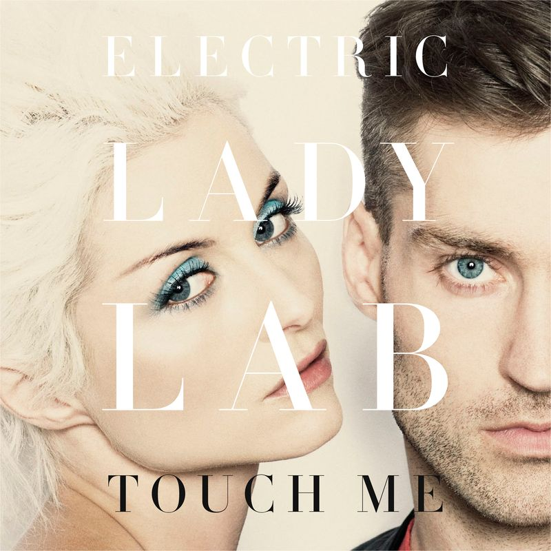 Touch Me SINGLE COVER